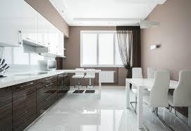 Kitchen Diner Design Ideas Taupe Kitchen Diner Interior Design Ideas