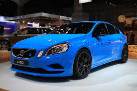 volvo sports cars volvo s60 polestar journeys from concept to production