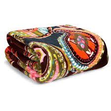vera bradley home decor vera bradley throw blanket in heirloom paisley pillows