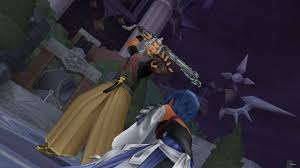 kingdom hearts halloween town background khinsider reviews kingdom hearts hd 2 5 remix news kingdom