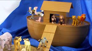 noah u0027s ark playset the catholic company youtube