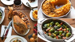 the top thanksgiving menus abc news
