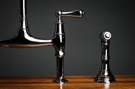 Rohl Kitchen Faucets Reviews by Bridge Faucets Kitchen Faucets Kitchen The Home Depot Pertaining