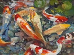 koi fish art koi fish pond