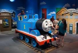 free thomas u0026 friends explore rails exhibit crown center