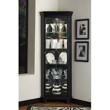 wayfair corner curio cabinet rosalind wheeler mcneal corner curio cabinet reviews wayfair