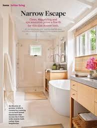 Narrow Bathroom Ideas The New Classic Bathroom Narrow Bathroom Small Spaces And Layouts