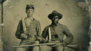 Colors Of The Confederate Flag The Myth Of The Black Confederate Soldier