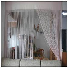 studio apartment partitions curtain room divider modern room