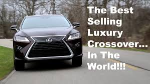 lexus is parkers is the 2016 lexus rx350 the best luxury crossover youtube