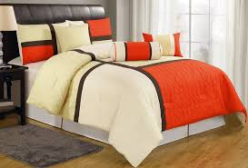 Orange King Size Duvet Covers Beige Bedding Sets And Comforters U2013 Ease Bedding With Style