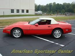 1988 corvette for sale 1988 corvette z52 convertible for sale at buyavette atlanta