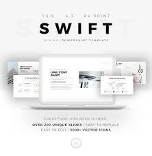 swift powerpoint template presentation builder pptx