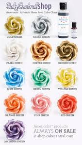 stunning airbrush food coloring for cake decorating pictures