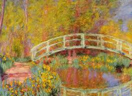 Claude Monet Blind Claude Monet Screen 5 On Flowvella Presentation Software For