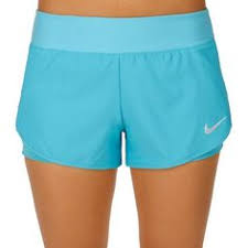 light blue nike shorts nike flex full 2in1 shorts women light blue dark blue photo