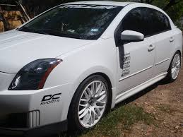 sentra nissan white whiteonwhite ser 2008 nissan sentra specs photos modification