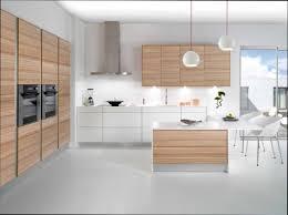 cuisine bois et blanche cuisine bois et blanc laqu trendy excellent cuisine design blanche