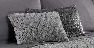 Gold Bed Cushions Nursery Beddings White And Silver Bedding Next Plus Discount