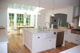 kitchen island with sink and seating butler incredible