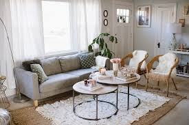 rug under coffee table cheap living room layered jute area rug with beige sofa with pillows