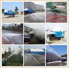 jiefang logo famous dongfeng faw howo foton high pressure spraying water trucks