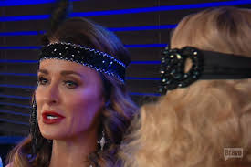 hair style from housewives beverly hills the real housewives of beverly hills recap the snoring twenties