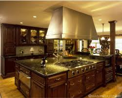 tuscan kitchen design ideas with chandeliers and backsplash 3297