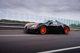 bugatti veyron top speed bugatti veyron gs vitesse sets new open top speed record at 409km