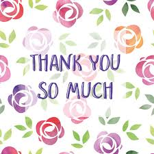 free ecards thank you thank you so much floral card free inspirational ecards greeting