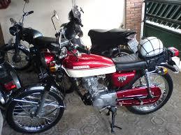 1977 honda cg 125 picture 931167