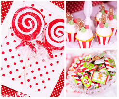 amanda u0027s parties to go candy christmas dessert table