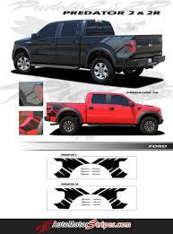 Ford Raptor Nitro Truck - 2009 2014 ford f 150 predator 2 factory raptor style bed vinyl