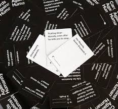 cards against humanity black friday amazon suburban friends create politically incorrect cards against humanity