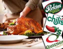 unhealthiest turkey dishes at restaurants from quizno s to