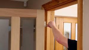 How To Hang An Exterior Door Not Prehung How To Install A Door Frame Bedroom Non Prehung Exterior Interior