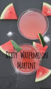 watermelon martini dirty watermelon martini food booze u0026 baggage