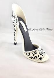 high heel cake topper gumpaste high heel fondant high heel sugar heel high heel topper