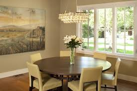 san francisco bm carrington beige dining room contemporary with