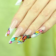 nail art tutorial spring butterfly nails