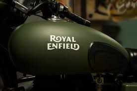 military green royal enfield classic paint by eimor customs