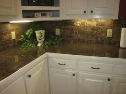 The  Best Granite Backsplash Ideas On Pinterest Kitchen - Granite tile backsplash ideas