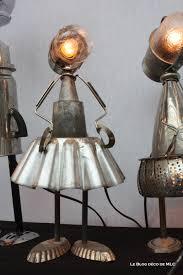 vaisselle de cuisine luminaire cafetière ustensile et vaisselle transformés en le