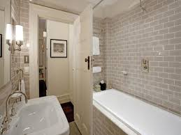 super lovely vintage victorian bathroom with subway tile and style