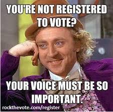 I Voted Meme - 36 best rock the vote memes images on pinterest ha ha funny