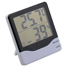 amazon com digital hygrometer u2013 indoor humidity and temperature