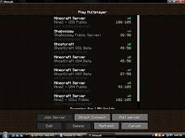 mine craft servers player server searching minecraft