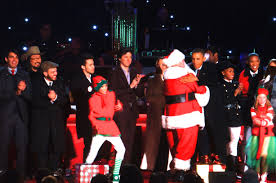 oh christmas tree u2026 u2026 hollywood on the potomac
