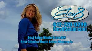 best salon maple grove mn elev8 salon best colorist maple grove
