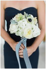 navy blue and white striped ribbon 203 best bridesmaids images on brides bridesmaid and